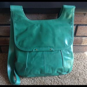 Leather handbag NWT HOST PICK 1/21!!