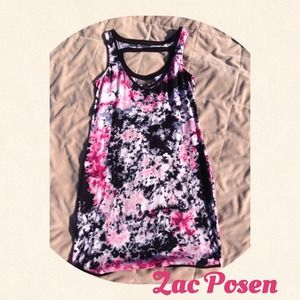 #76  ZAC POSEN TIE DYED DRESS FOR TARGET