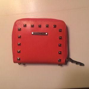 Coral Rebecca minkoff wallet