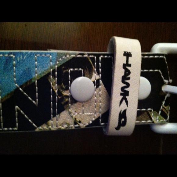 Tony hawk belt