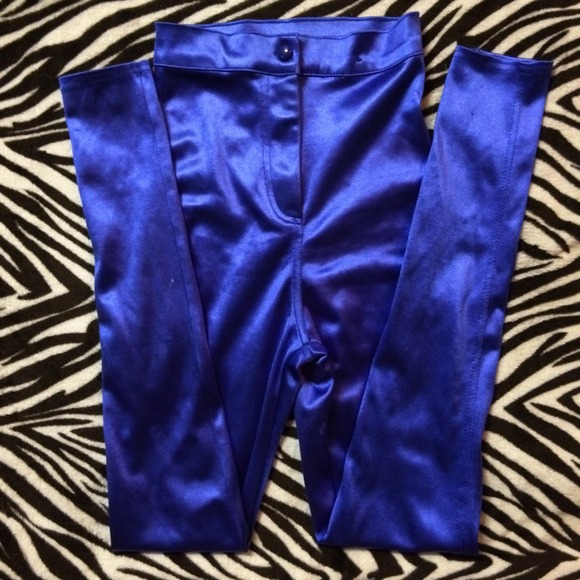 Electric Blue Jumpsuit Topshop Topshop Electric Blue Disco