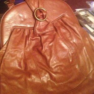 84% off Chloe Handbags - Chloe paddington bag in whiskey color ...