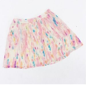 Forever 21 Dresses & Skirts - Watercolor Pink Skirt