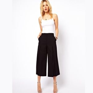69% off Victoria's Secret Pants - Dressy Black Capri Pants. from ...