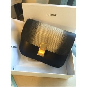 Celine - Celine Box Bag from Aniled\u0026#39;s closet on Poshmark
