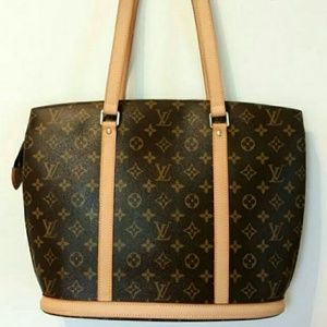 AUTHENTIC Louis Vuitton Babylone Tote Bag