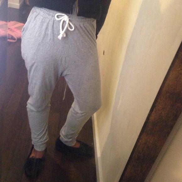H&m Pants Grey Jogger