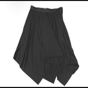ZARA NWT B&W Collection skirt