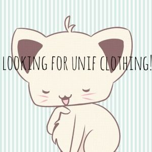 looking for unif tshirts✨