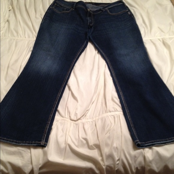 50% off Silver Jeans Denim - Like New Silver Jeans. Plus Size 20 ...