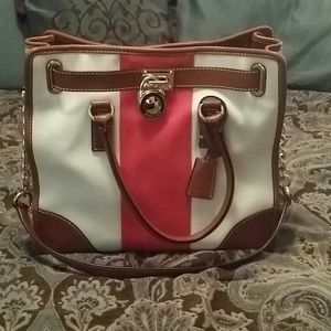 "Michael Kors ""gently loved"" Hand Bag"