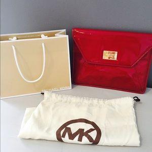 7cc4fa5c43d6d Michael Kors Bags | Authentic Kors Clutch Purse Price Firm | Poshmark
