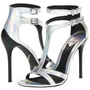 Brian Atwood T- Strap Sandal