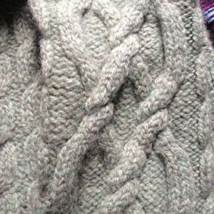 50 off inis crafts sweaters irish sweater light green for Inis crafts ireland sweater