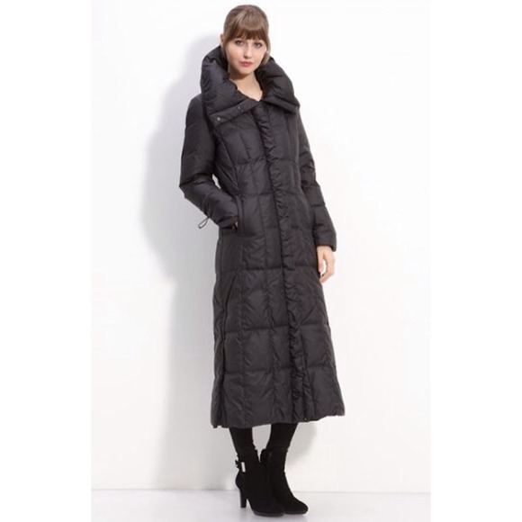 68% off Cole Haan Outerwear - Cole Haan Long Down Winter Coat from ...