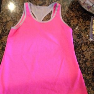 Tops - Reversible work out tank