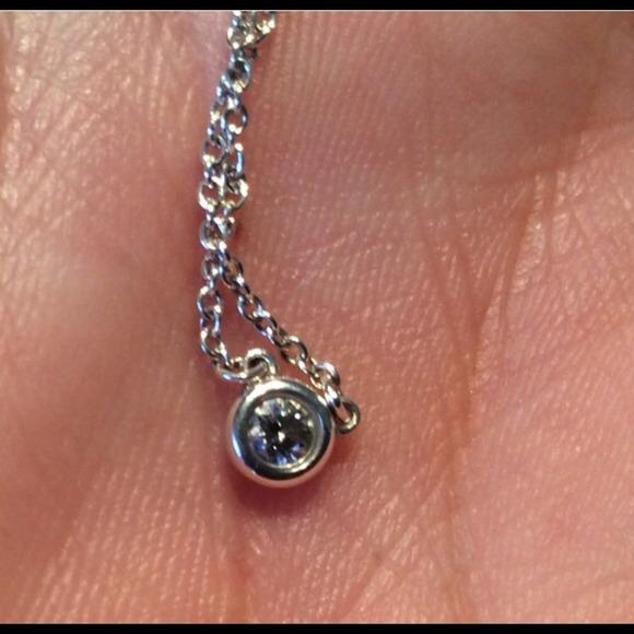 Tiffany co jewelry tiffany co elsa peretti diamond pendant tiffany co elsa peretti diamond pendant necklace aloadofball Image collections