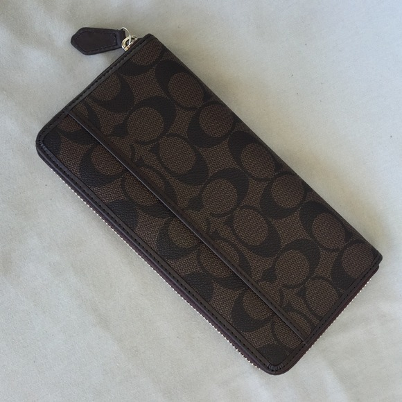 coach wallets for women outlet azgf  coach accordian wallet