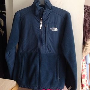 Women's Small The North Face fleece Denali jacket