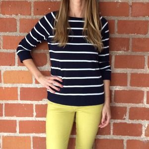 Merona Tops - Striped  top