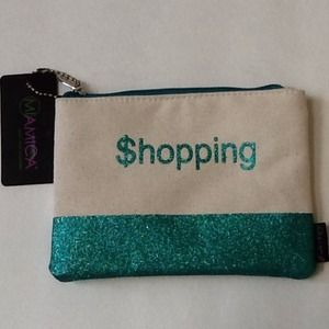 Handbags - New coin pouch. SHOPPING