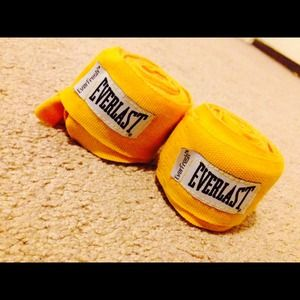 Other - Everlast Boxing wraps