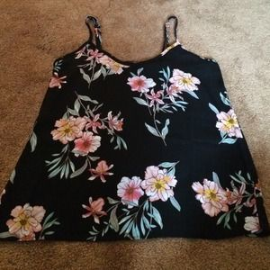 Forever 21 Tops - Floral Cami