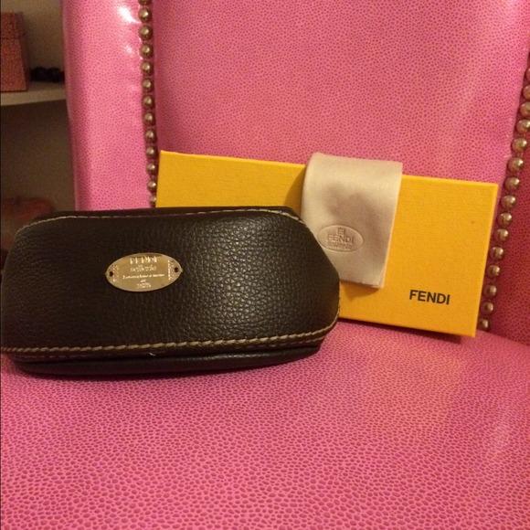 df331f1c343e Fendi Sunglasses Case   Box