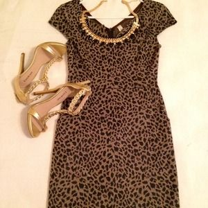 Dresses & Skirts - Wild Animal Print Dress