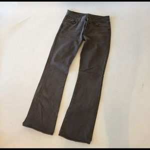 7 for all Mankind Denim - 7for all mankind Bootcut jeans stone wash size 28