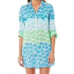 NWT Lilly Pulitzer Captiva Tunic
