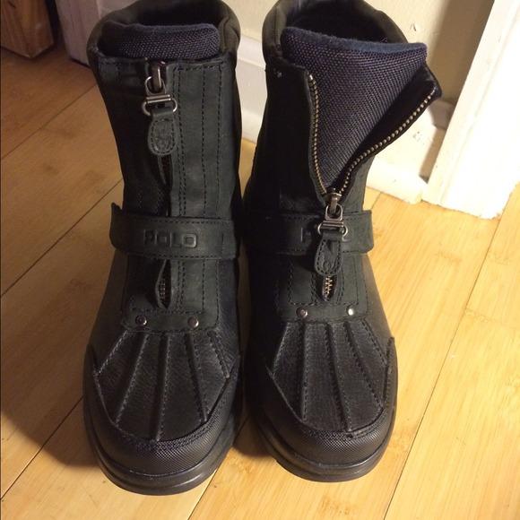polo ralph lauren shoes winter
