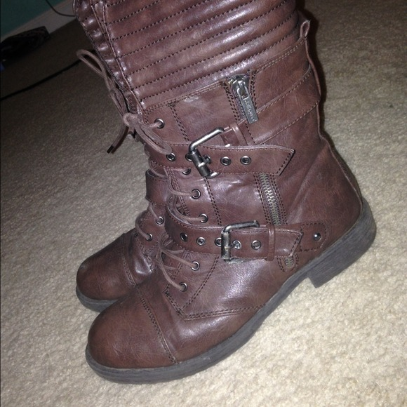 47 dollhouse shoes fall combat boots from s