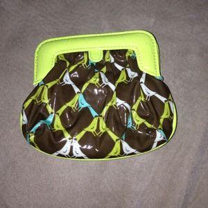 Vera Bradley coin/small item purse