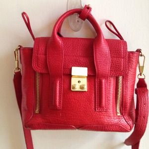 3.1 Phillip Lim Handbags - Like new 3.1 Phillip Lim mini pashli crossbody bag