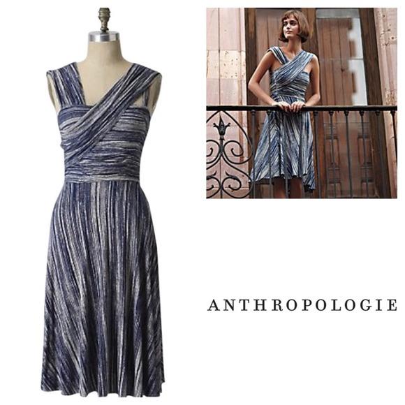2d9152a2b787 Anthropologie Dresses & Skirts - Plenty by Tracy Reese Dreamy Drape Dress