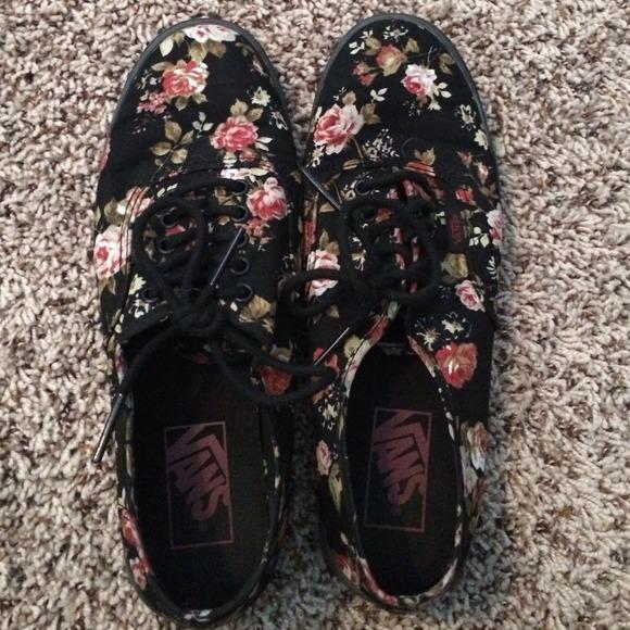 Vans Shoes Last Chance Black