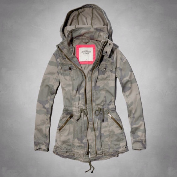 2d43ed4597363 Abercrombie & Fitch Jackets & Coats | Nwt Abercrombie Fitch Beth ...