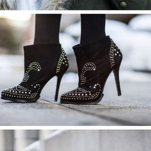 HOST PICK! Zara studded booties