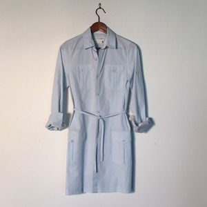 rag & bone Dresses & Skirts - Rag&Bone Light blue Shirt Dress or Tunic