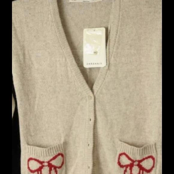 Zara Cardigan Sweater 119