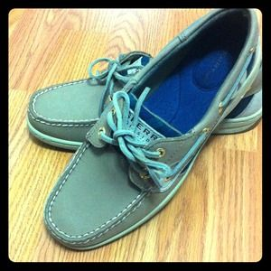 Sperry Top - Sider Boat shoes