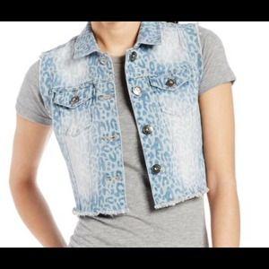 Southpole Juniors Printed vest large