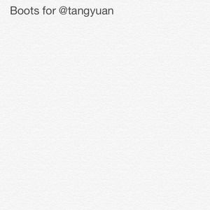 Shoes - Boots for @tangyuan