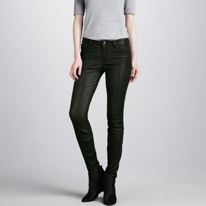 J Brand Pants - J Brand Leather Skinny Pants L8001