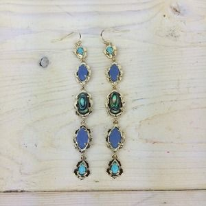 Kendra Scott Jewelry - Kendra Scott Byron Long Earrings