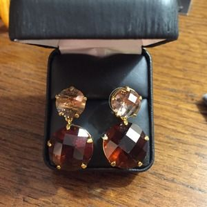 C.Wonder gem earrings