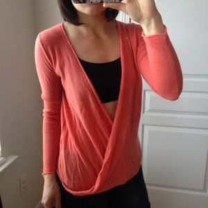 DVF CORAL ISSIE SWEATER