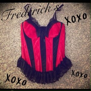 Frederick's of Hollywood Other - Frederick's of Hollywood corset bustier