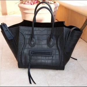 knock off celine handbags - 49% off Celine Handbags - **RESERVED** Replica Celine Phantom Bag ...